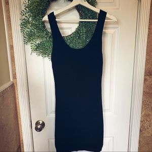 MNG || Women's Black Short Dress